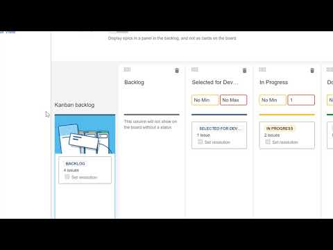 Jira Tutorial | How to Start with Backlog in Kanban