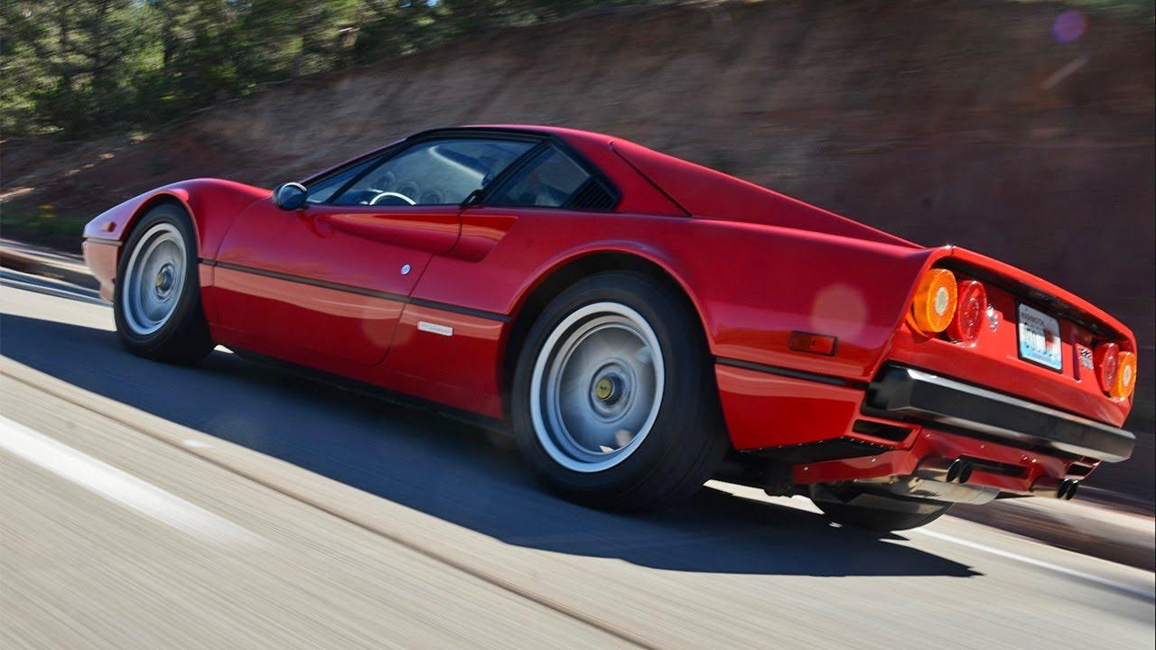 Here's why a carbureted Ferrari 308 GTB costs $100,000