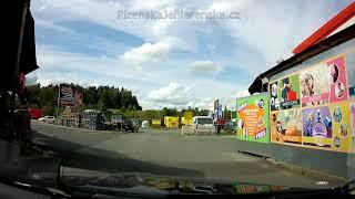 Ožrala na kole se rozsekal v silnici, byl jsem držkatej a zabloudil jsem v Plzni - Mix 173.