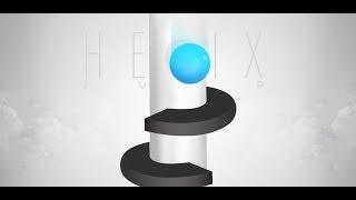 Helix Jump Level 1158, high score 1293646