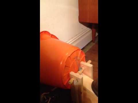Bucket bass drum pedal