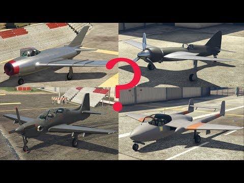 What is the Fastest Aircraft in GTA Online?