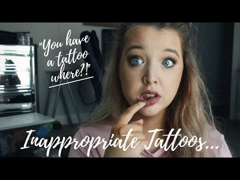 Inappropriate Tattoos | Tat & Piercings Tag ⋆