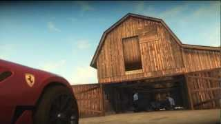 Forza Horizon: Barn Find #7 Location - Carson (Shelby Daytona)