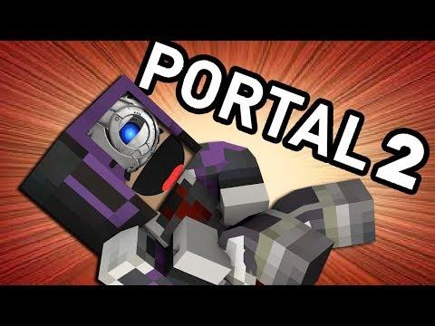 Portal 2 - We Borked Seto - Stream Highlights