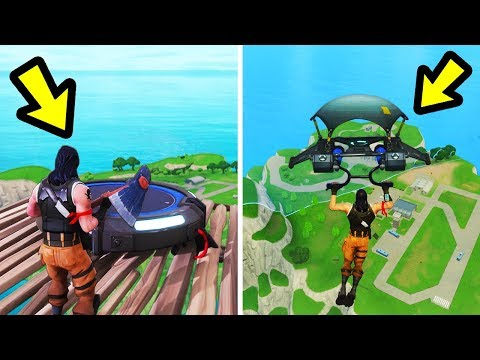 Can You Launch Pad to SPAWN ISLAND in Fortnite?