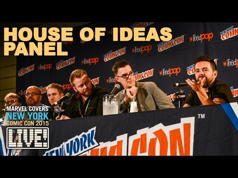 House of Ideas -  New York Comic Con 2015