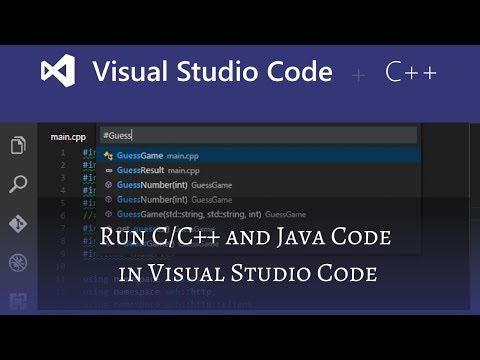 Compile and Run C/C++ and Java in VS Code (Bangla)