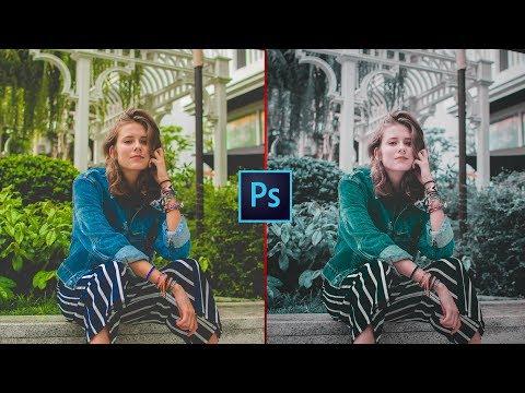 Soft Pastel Vintage Effect   Photoshop Tutorial (2018)