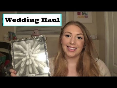 Wedding Haul (Wedding Band, Welcome Bags + More) | Happily Ever After