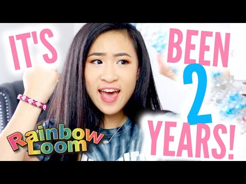 I HAVEN'T LOOMED IN 2 YEARS | Angelynn