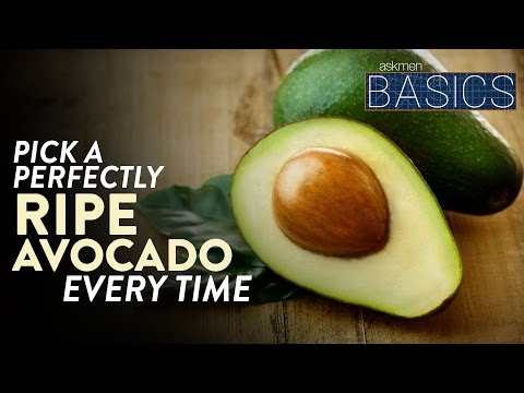 How To Pick The Perfect Avocado | BASICS