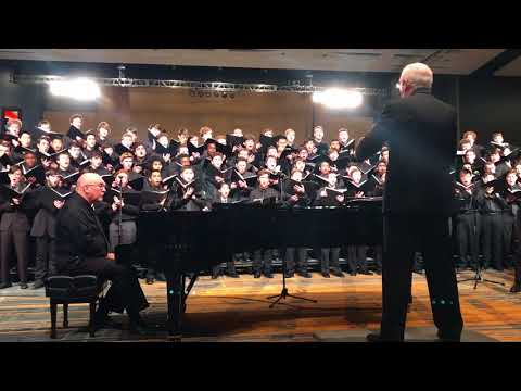 I carry your heart (Koppin) 2018 CT All-State Mixed Choir
