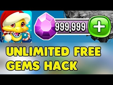 Dragon City   Unlimited Gems 9999999 hacking Demo