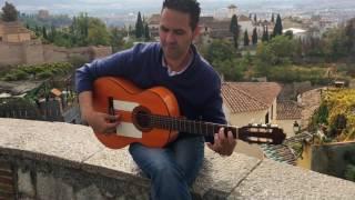 """RUMBA """"ESCARCHA"""" INÉDITO (Jerónimo de Carmen) Guitarraflamenca"""