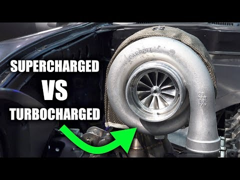 Turbochargers vs Superchargers - Which Is Better?