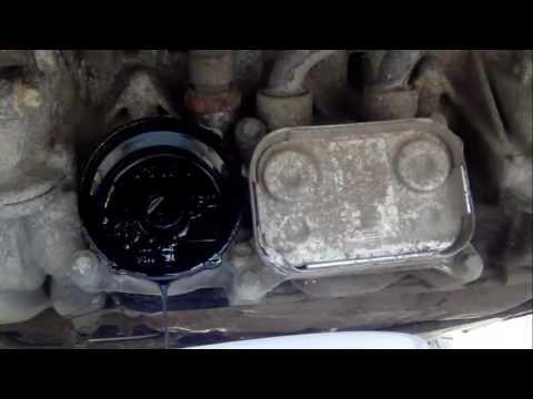 Smart CDI 2006 oil filter change