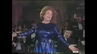 Ethel Merman THE Medley from the mid-1970's from The Waldorf. Almost 15 minute medley of her hits!