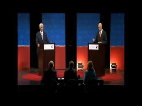 2014: Before You Vote - 2nd Florida Gubernatorial Debate - Charlie Crist & Rick Scott