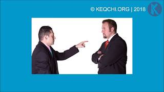 Introduction To The K Eqchi Subject Pronouns Eb Li Ruchil C Ab A Sa K Eqchi Maya