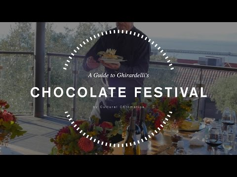 A Guide to Ghirardelli's Chocolate Festival