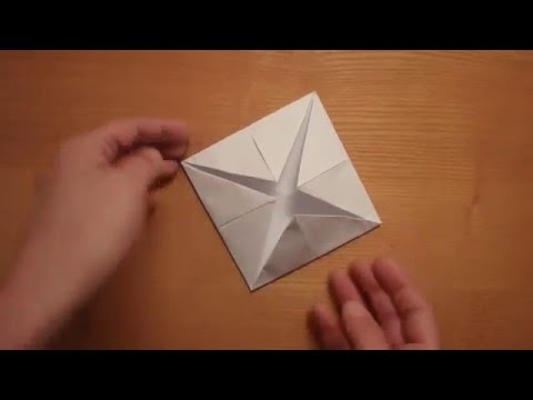 How to Make a Paper Boat (steamer)