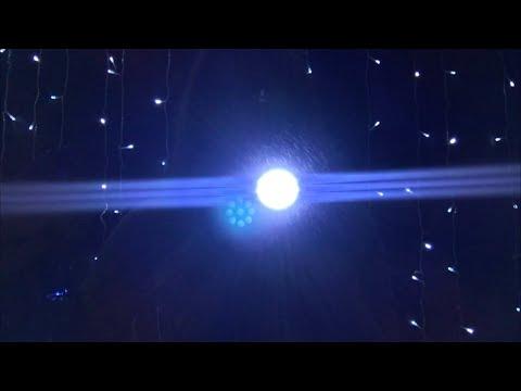 ASMR VISUAL & BINAURAL TRIGGERS | Water Spray & Flashlight | Hypnosis Meditation