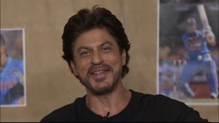 Join The Game - SRK discusses Cricket, Raees & more!