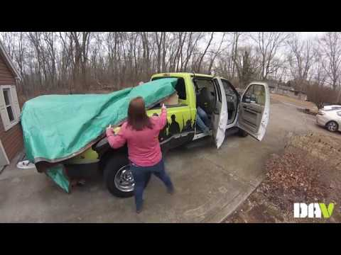 Forward March - Volunteering for a homeless veteran