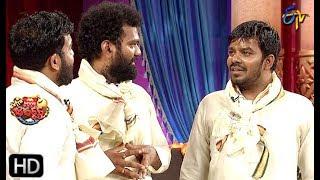 Sudigaali Sudheer Performance | Extra Jabardasth | 15th March 2019   | ETV Telugu