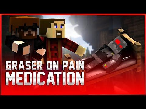 GRASER ON PAIN MEDICATION