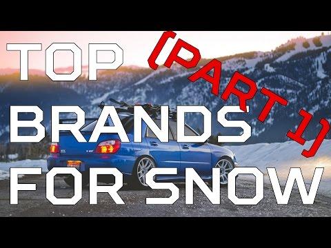 Top 10 Best Car Brands for Snow (Part 1)