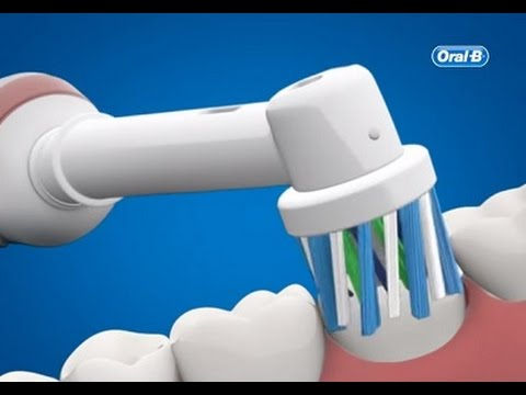 How to brush your teeth with an electric toothbrush?