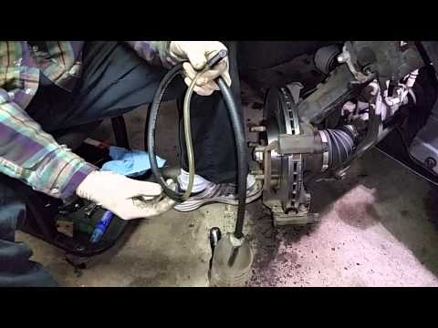 2007-2012 Mazda 6 Front Brake Pads and Rotor Replacement