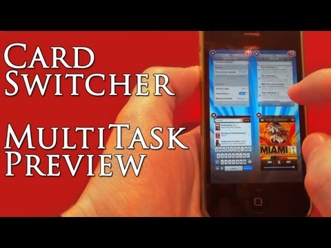 How to get CardSwitcher on iPhone/iPad/iPod Touch