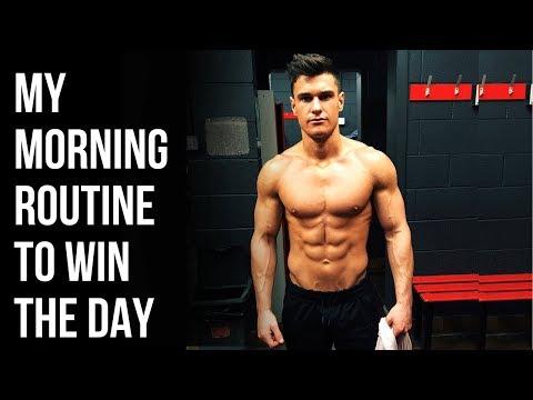 My Morning Routine | Rob Lipsett
