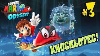 I NEED TO BUY BOXERS!!! Knucklotec Boss Battle - Super Mario Odyssey #3
