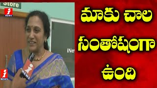 PV Sindhu Mother Express Happy For Winning Gold Medal In World Championship | Face To Face | iNews
