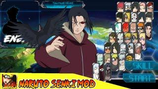 naruto senki war of shinobi v2 mod apk