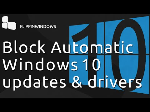 How to Hide/Block Windows Updates in Windows 10 RTM
