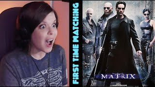 First Time Watching The Matrix | React \u0026 Review | So George works in A.I...