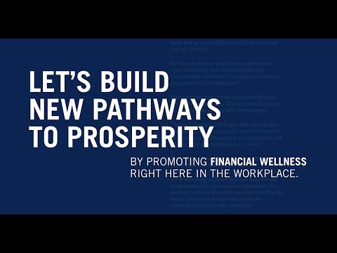 Let's Build New Pathways to Prosperity in the Workplace