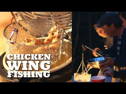 Chicken Wing Fishing
