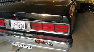Chevrolet Caprice Police car - pure sound