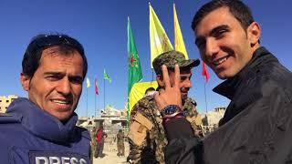 لحظة تحرير مدينة الرقة من تنظيم داعش ٢٠١٧-Raqqa
