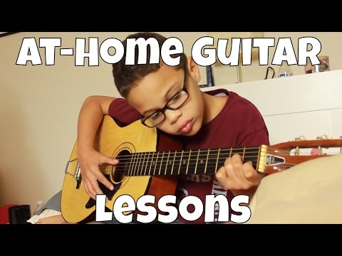 At-Home Guitar Lessons