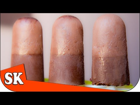 HOW TO MAKE NUTELLA POPSICLES - Just 2 Ingredients