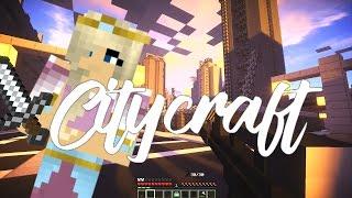 CITYCRAFT #2 - GESTOORD MEISJE VALT AAN!!