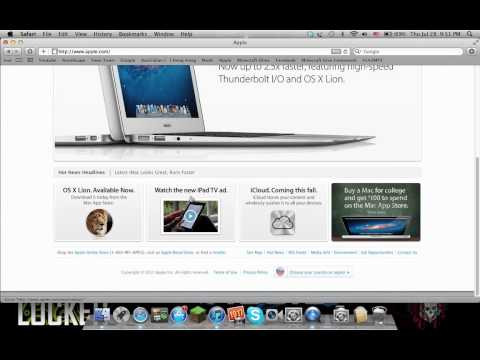How to Change the Scrolling Direction on OSX Lion