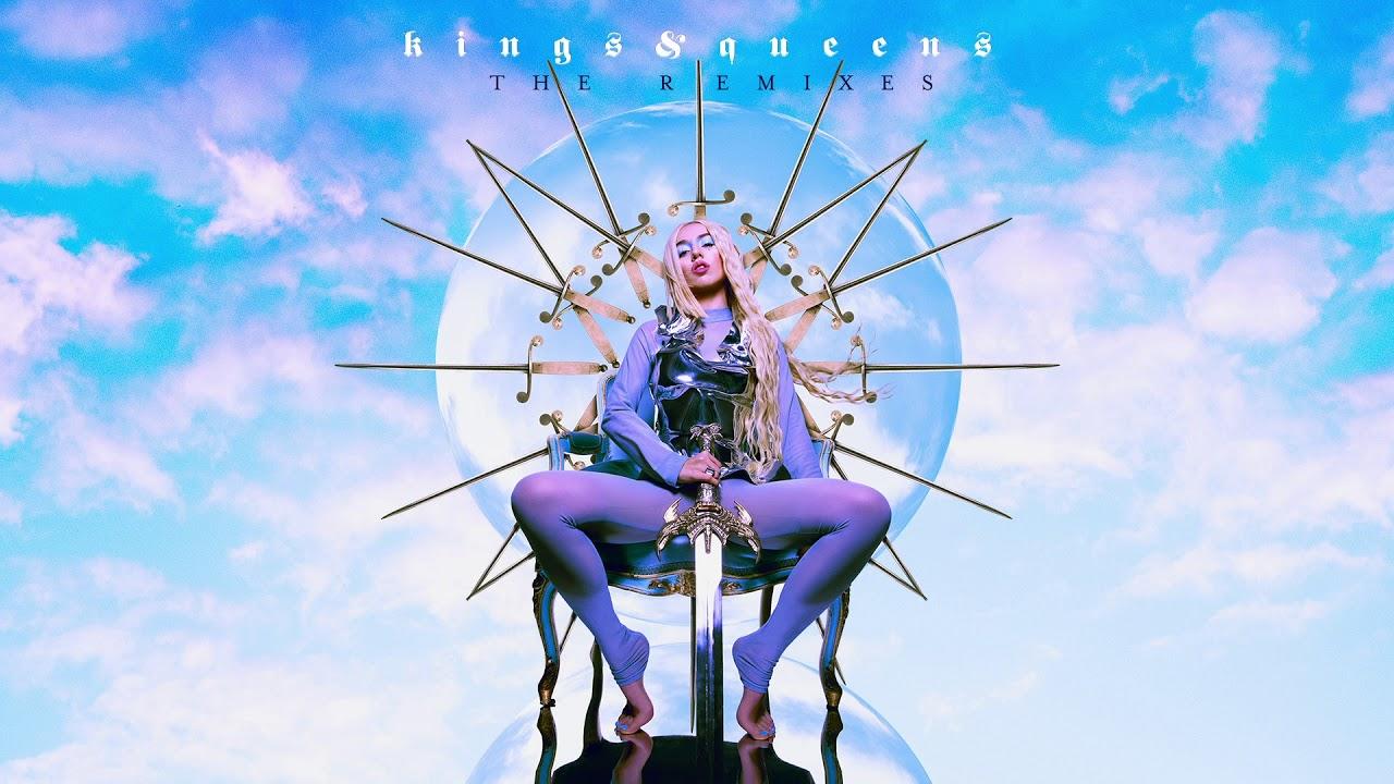 Ava Max - Kings & Queens (Danny Verde & Phil Romano Remix)